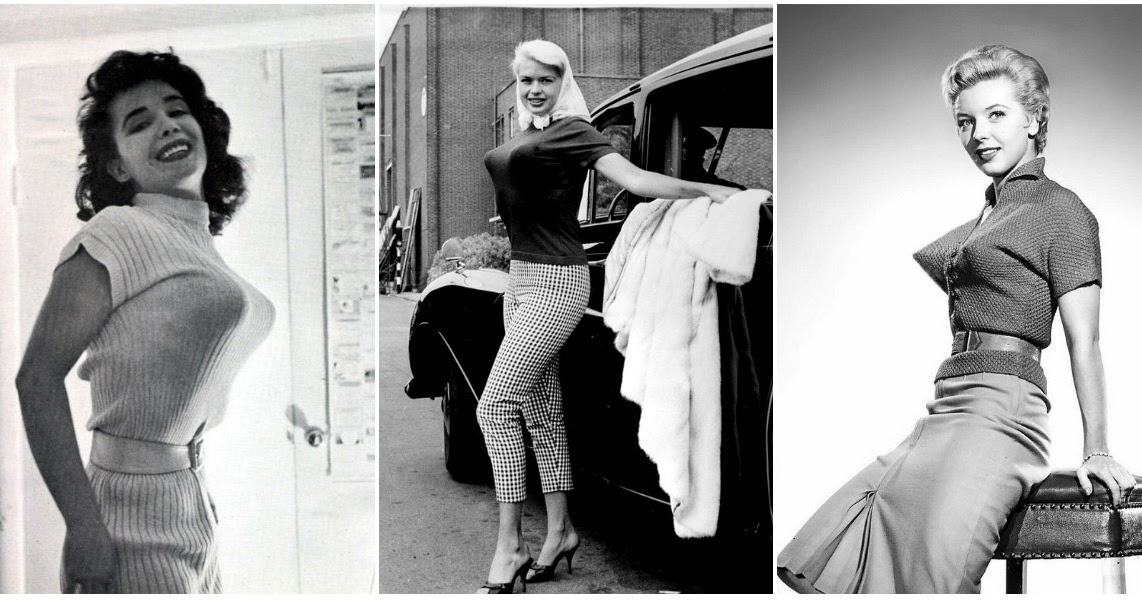 Bullet Bra: The Indispensable Underwear for the Sweater Girls in the 1940s and 1950s