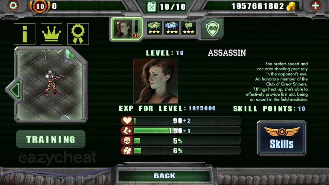 Alien Shooter Free Cheats