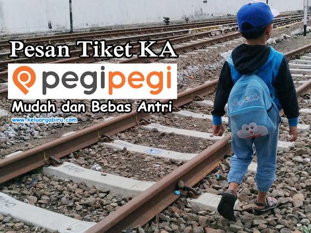 pesan tiket kereta api
