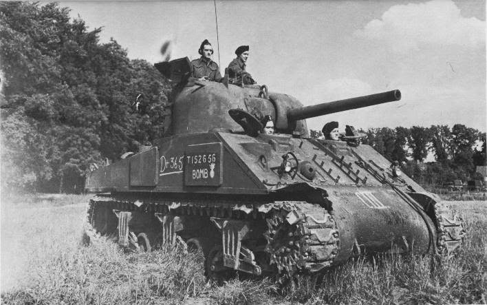 Sherman Tank worldwartwo.filminspector.com