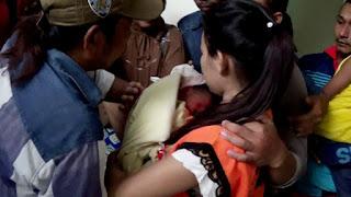 Gadis Dibawah Umur Tahanan Kasus Narkoba  Melahirkan di Penjara