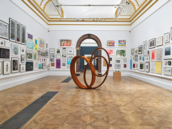 Royal academy summer exhibition 2018 prizes for games