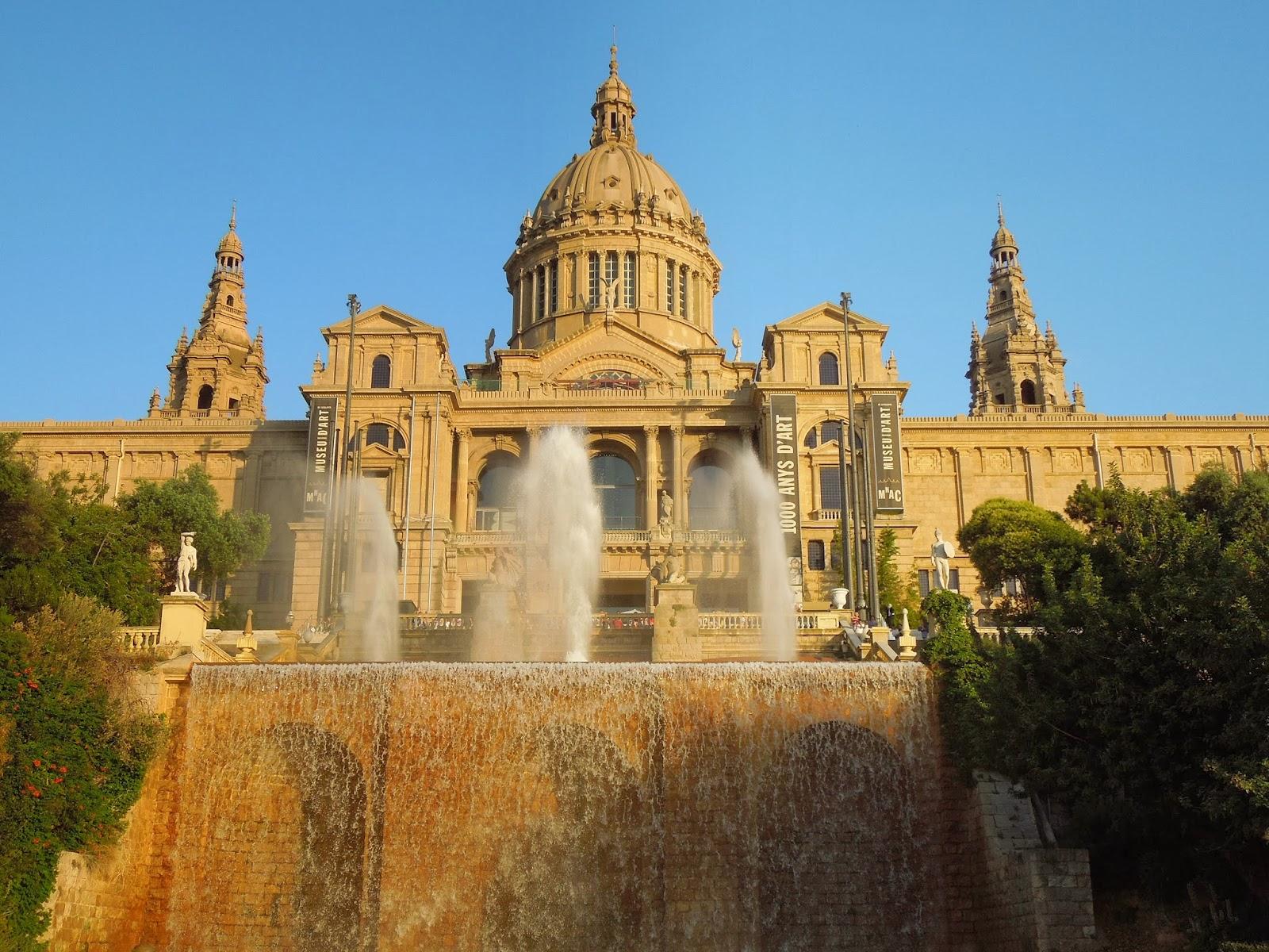 Palau Nacional de Montjuïc | Montse Fotoblog