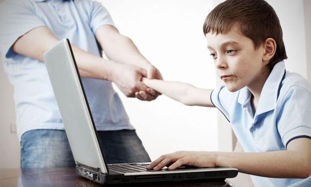 Çocuklarda Teknoloji Bağımlılığı