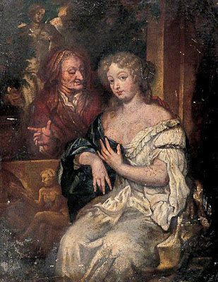 Vertumnus and Pomona, Mary Beale