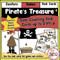 Pirate Treasure Coin Counting Unit