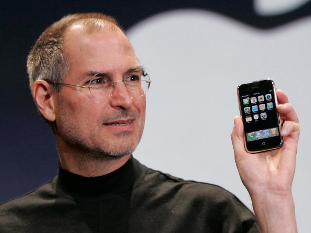 Kisah Sukses Steve Jobs Menciptakan IPhone
