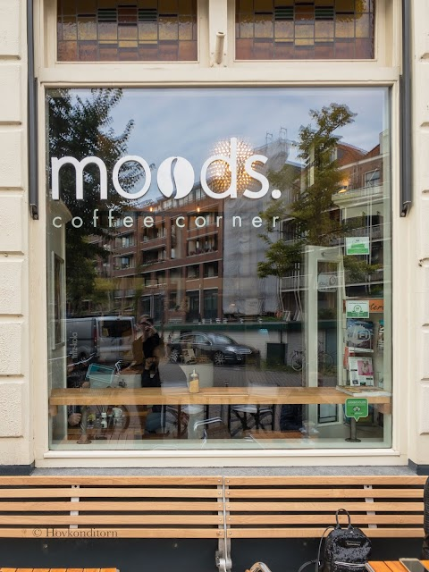 Moods Coffee Corner - Amsterdam