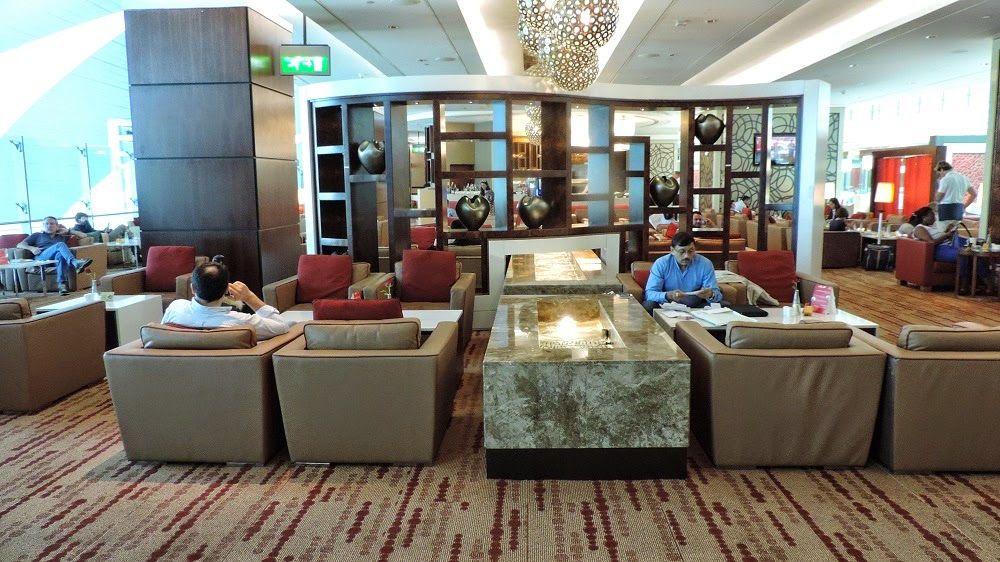 The Filipino Traveler: Review: Emirates Business Class ...
