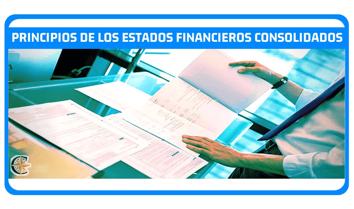 Principios de los Estados Financieros Consolidados
