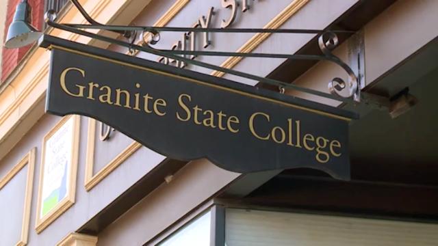 جامعة ولاية جرانيت