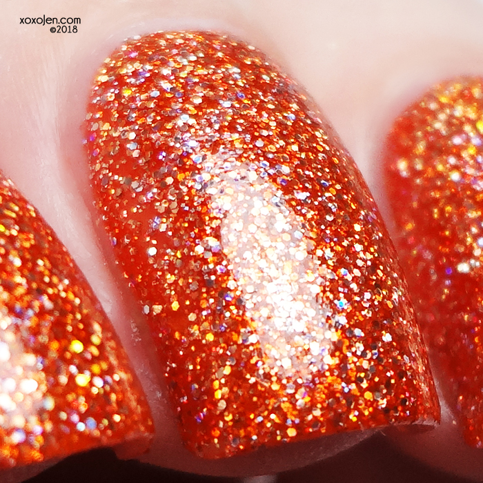 xoxoJen's swatch of kbshimmer Here For The Boos