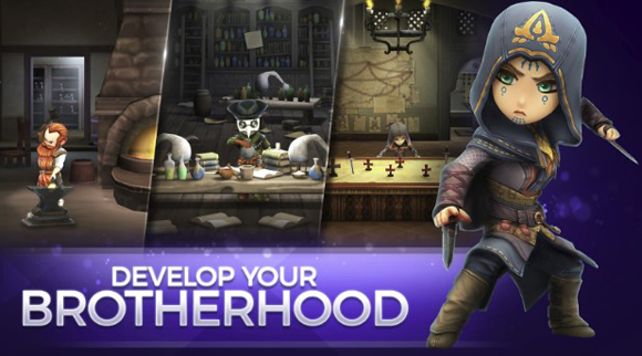 Download Assassin's Creed Rebellion Mod Apk v1.3.2 Terbaru 2018
