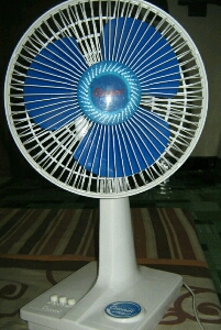 Cara mengatasi mesin kipas angin lambat