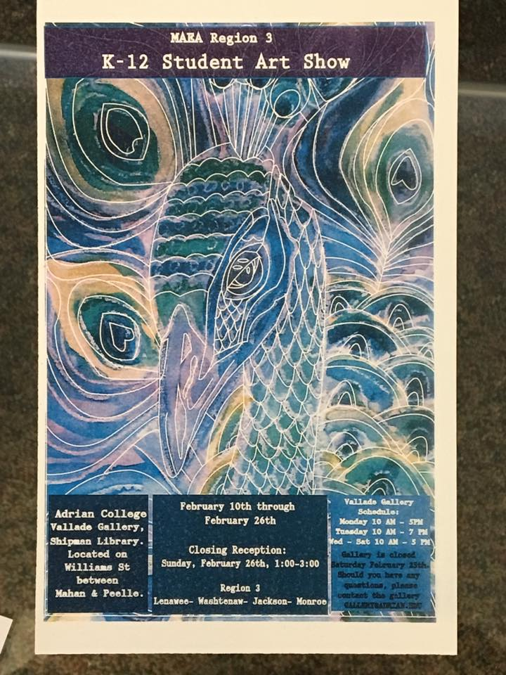Michigan Art Education Association Blog: Region Highlights