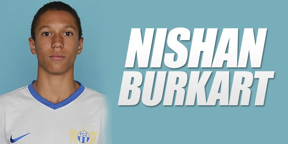 Manchester United agree Nishan Burkart deal