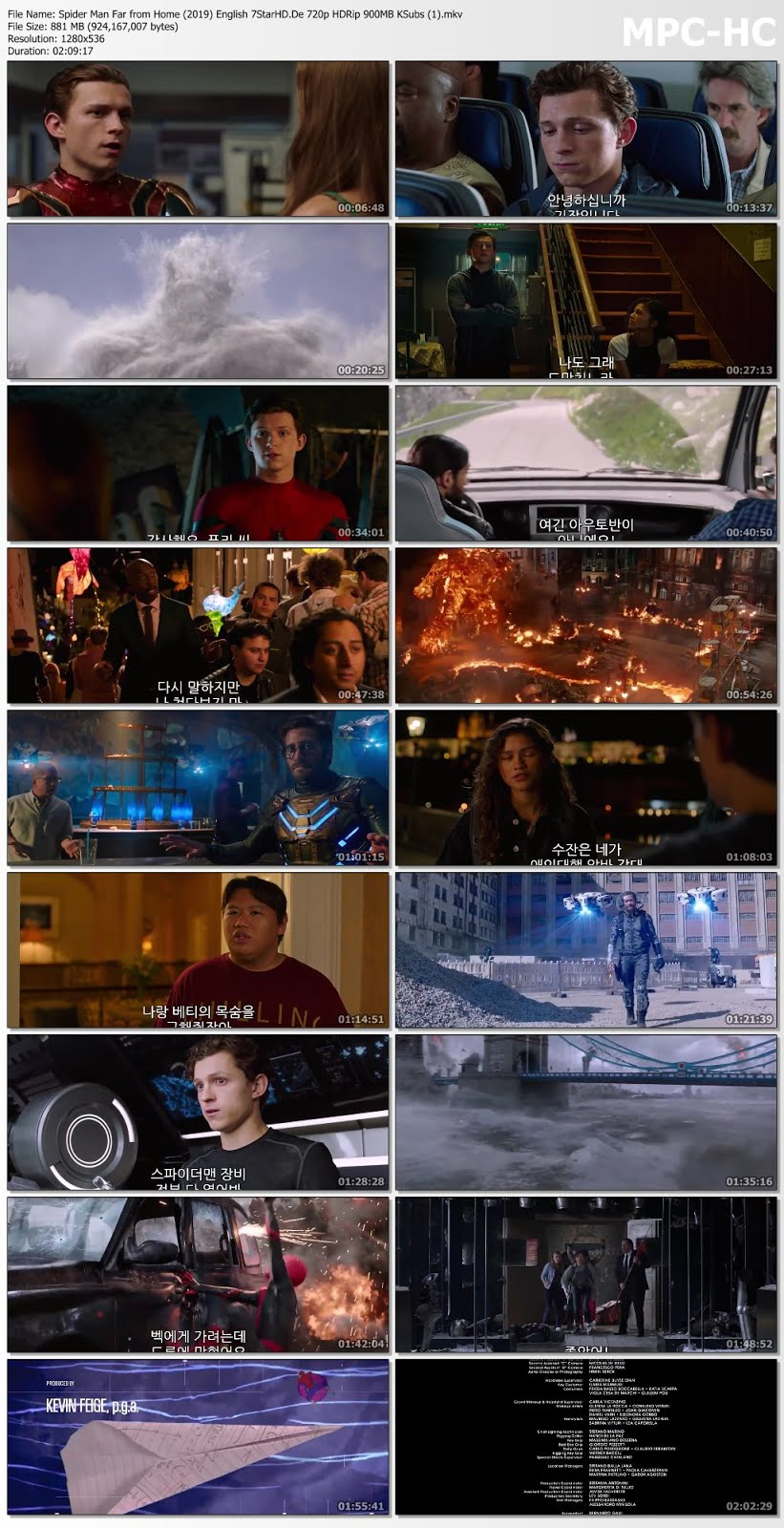 Spider Man Far from Home 2019 English Movies Download And