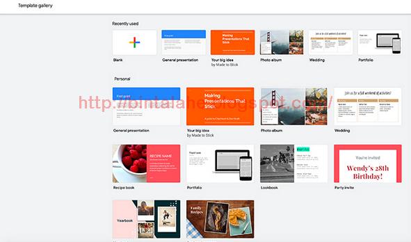 Cara Membuat Presentasi Di Google Slides Ninna Wiends
