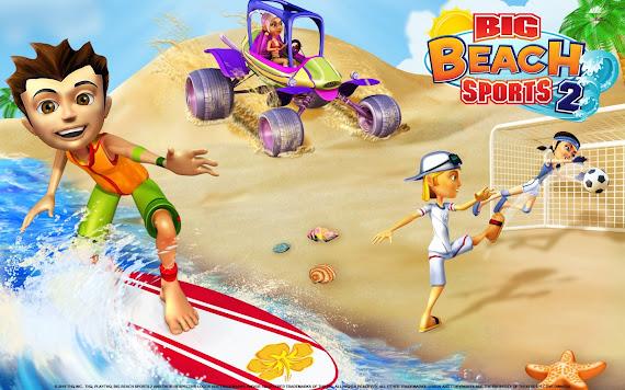 Big Beach Sports 2 download besplatne pozadine za desktop 1440x900
