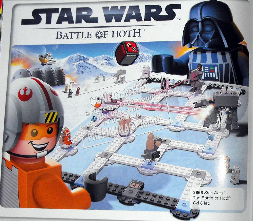 nouveau jeu lego battle of hoth hoth bricks. Black Bedroom Furniture Sets. Home Design Ideas
