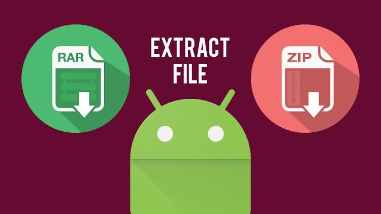 Cara Terbaru Extract File Rar Zip di Android dengan Mudah