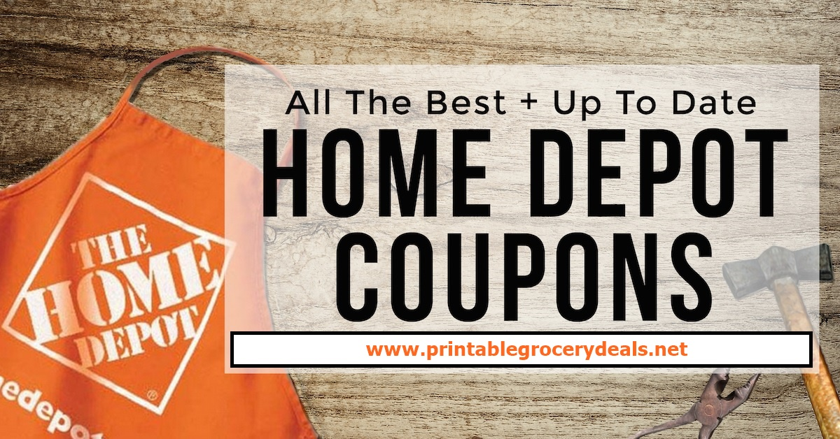Home Depot Promo Codes January 2020 Up To 80 Off Extra