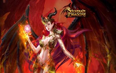Souverain des Dragons - Jeu MMORPG en Ligne