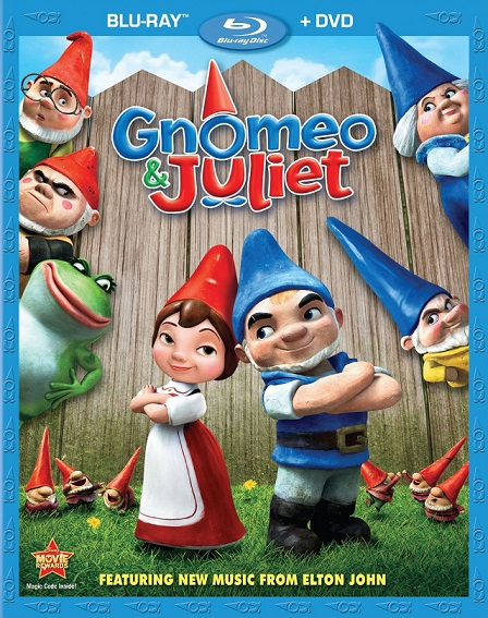 Gnomeo & Juliet (2011) 720p y 1080p BDRip mkv Dual Audio AC3 5.1 ch