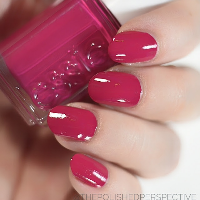 essie baha moment swatch