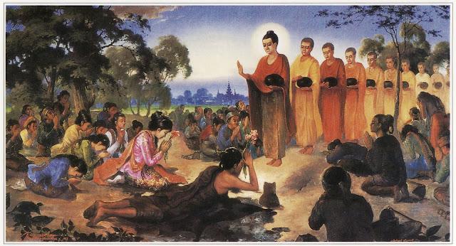 Đạo Phật Nguyên Thủy - Kinh Tăng Chi Bộ - Sáu Pháp vô thượng