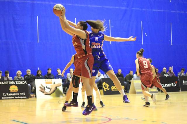 Baloncesto | Ausarta Barakaldo EST afronta un partido de máxima exigencia ante Tabirako Baqué