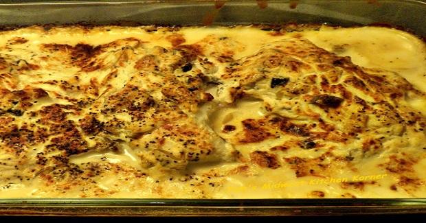 Chicken Breasts In Sour Cream Sauce Recipe
