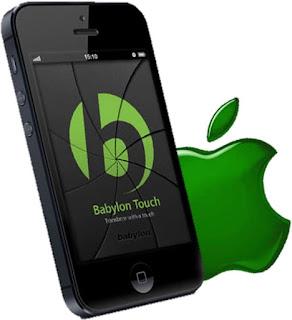 https://itunes.apple.com/us/app/ibabylon/id353952483?mt=8