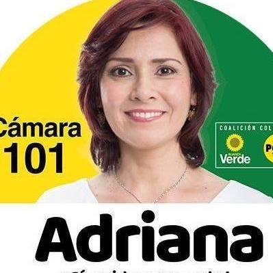 Resultado de imagen para Candidata a la Càmara de Representantes, Adriana Gonzalez