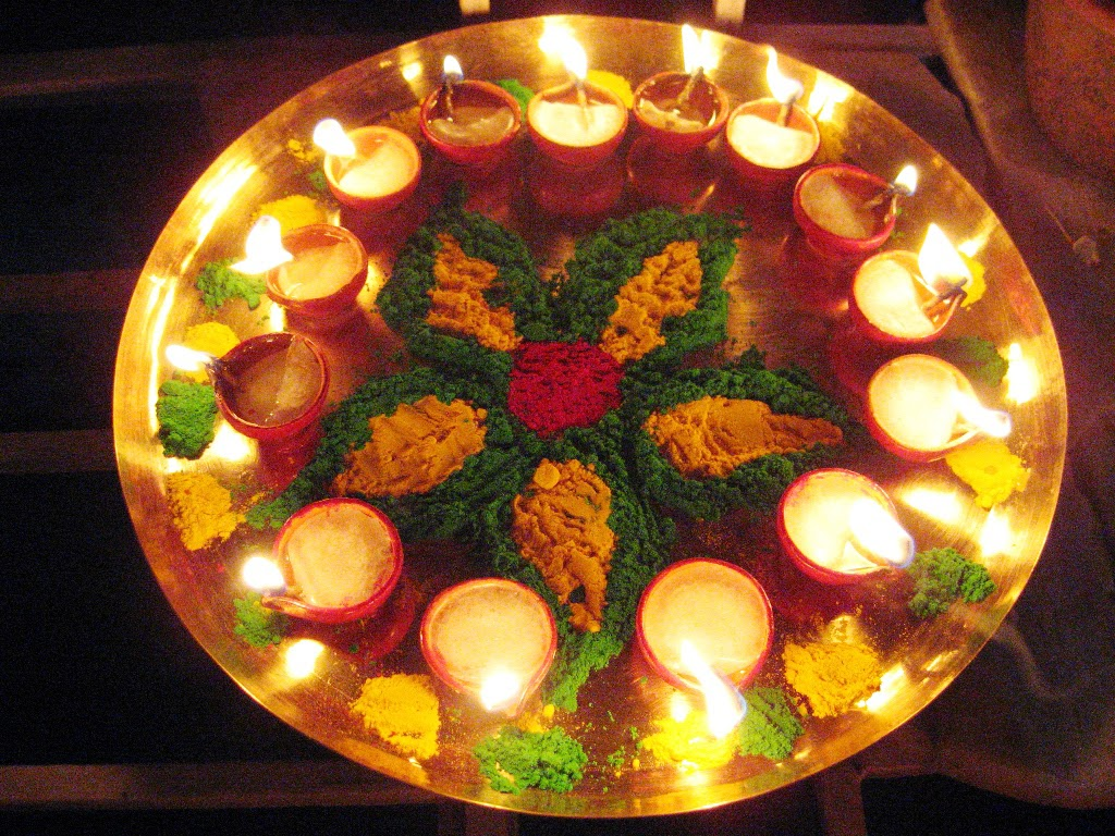 All 4u HD Wallpaper Free Download : Diwali Rangoli