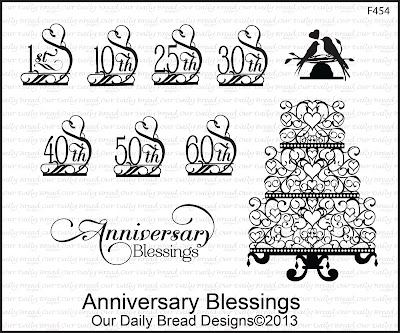 "ODBD ""Anniversary Blessings"""