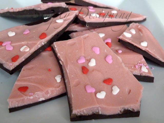 chocolate+cherry+bark+2 Chocolate Cherry Bark 6