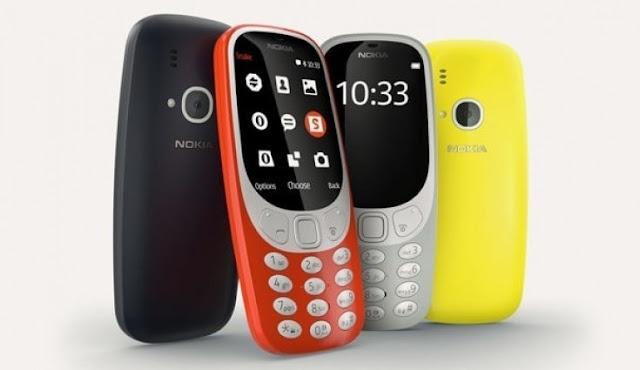 Nokia 3310 4G Ab Wi-fi Aur Hotspot ke Sath Hua Launch .