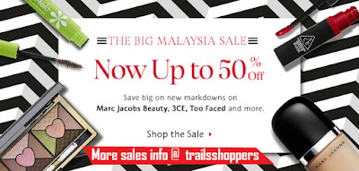 The Big Malaysia Sales at SEPHORA