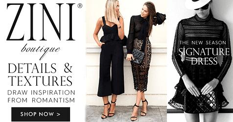 Zini Boutique: Μοναδικό Στυλ Υψηλής Ποιότητας