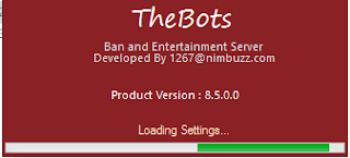 New Latest Nimbuzz ServerBot | TheBots | Ban And Entertainment Bots Untitled