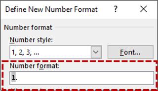 Menentukan Format Angka Khusus 4