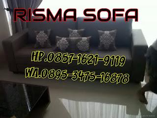 sofa 3 seater baru