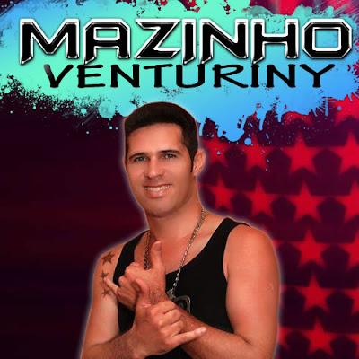 Mazinho Venturiny - Promocional Pra Paredão CD Abril - 2016