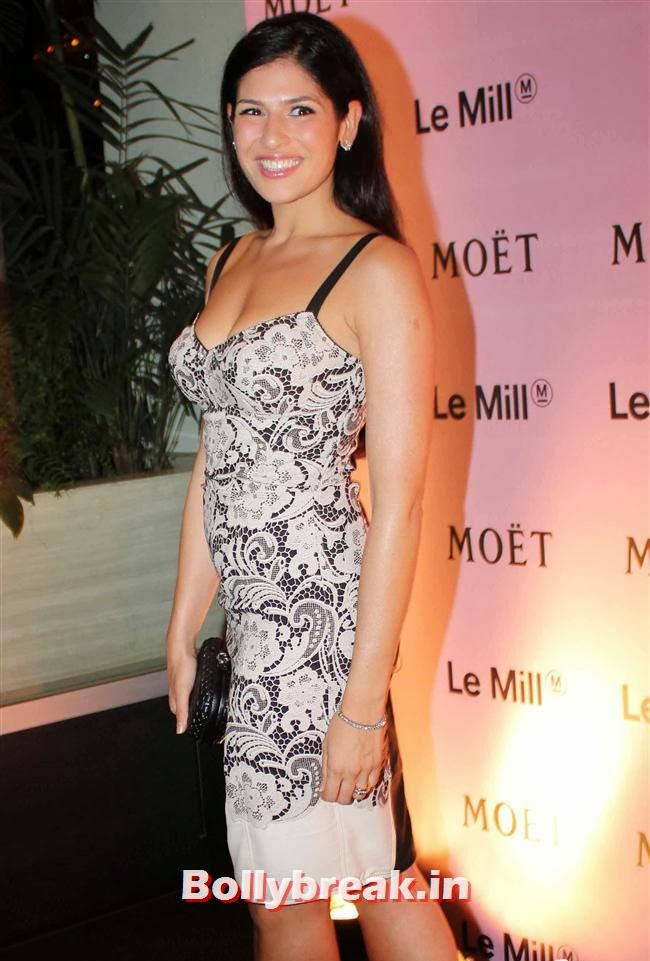 Shaana Levy Bahl, Celebs at Moet and Chandon Valentines Day Celebrations