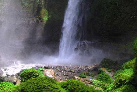 Air Terjun Coban Pelangi
