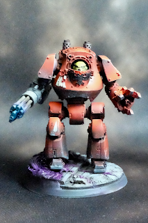 Blood Angles Contemptor Dreadnought