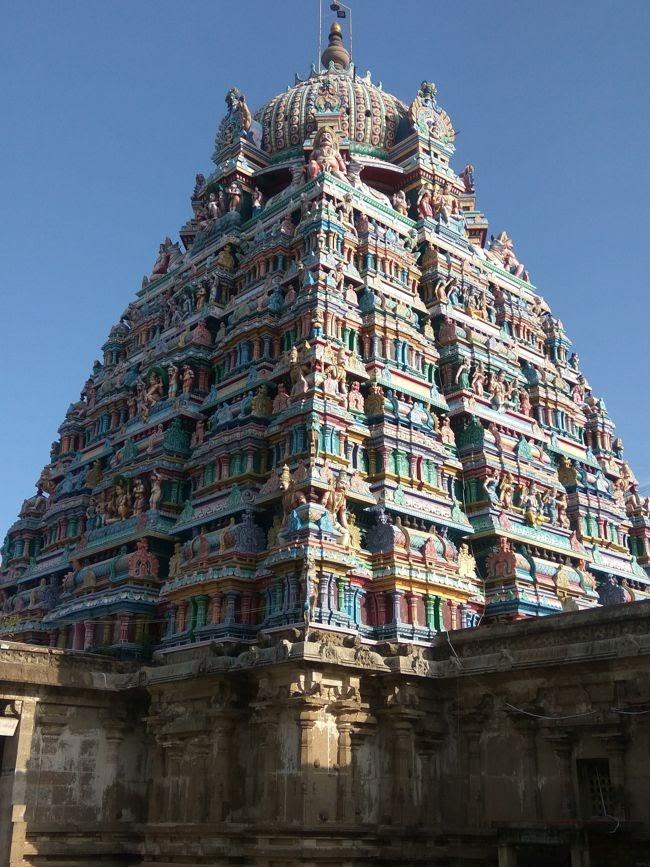Sri Vruddhapureeshwarar Temple Vimanam