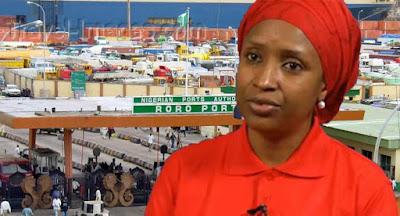 Hadiza Usman, NPA boss