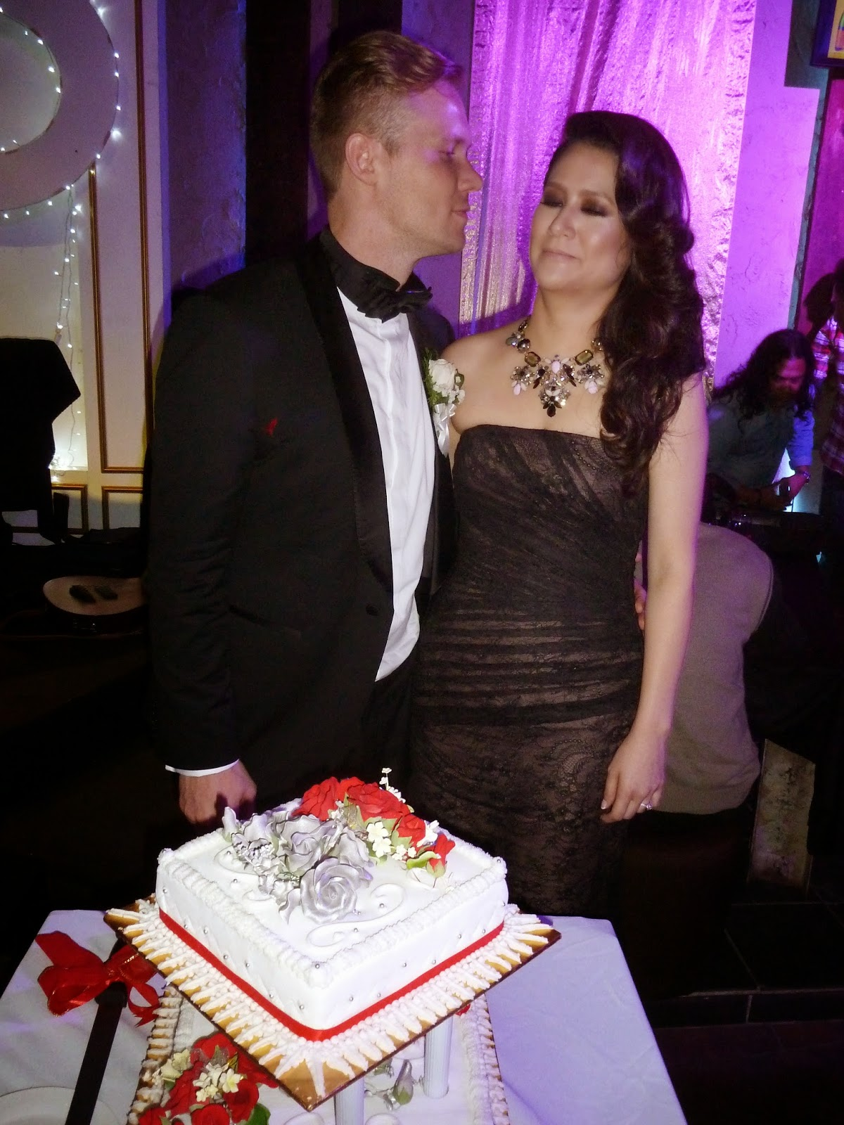 Kee Hua Chee Live Part 1 Stacey Lee Marries Michael
